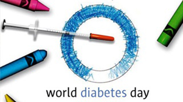 Diabétesz Világnap, november 14.