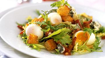 Különleges húsvéti saláta cukorbetegeknek