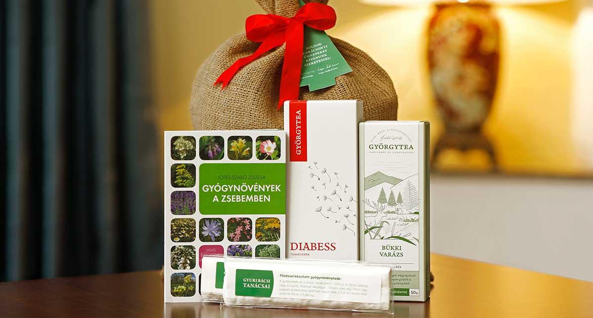 Karácsonyi ajándékcsomagok cukorbetegeknek