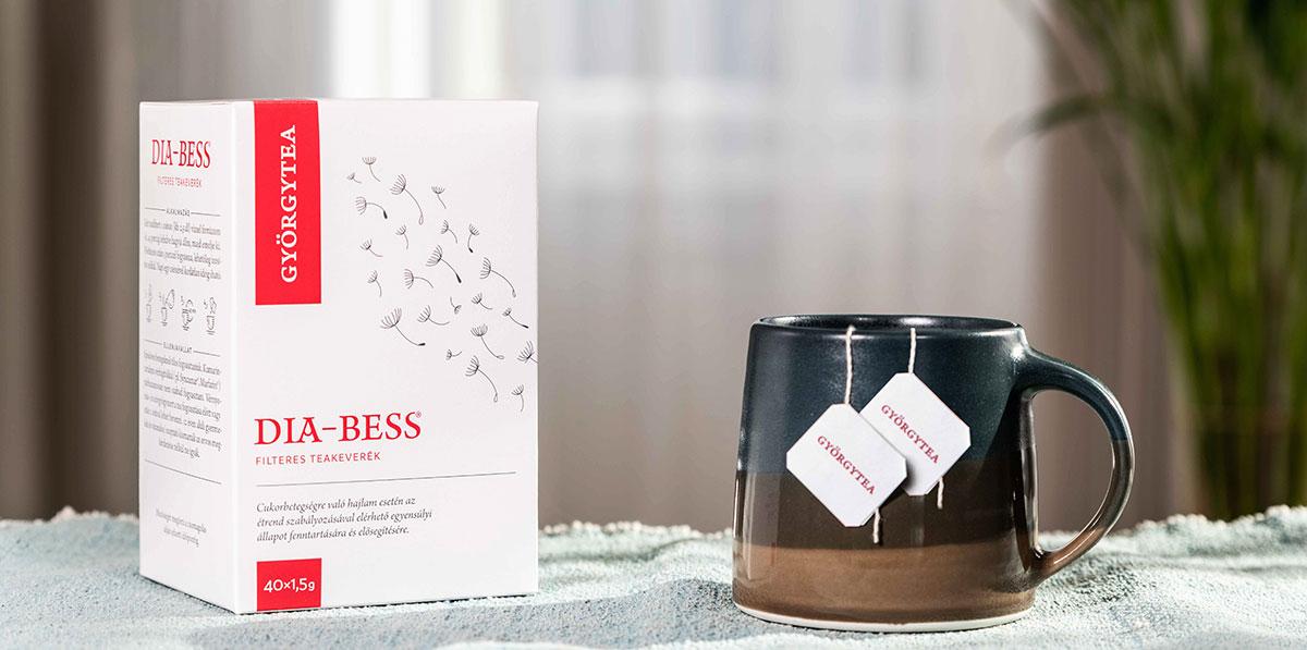 Dia-bess filteres tea