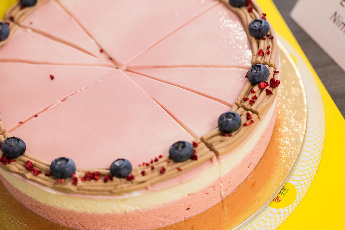 Erdei Nimfa, a legjobb gyógyhatású alapanyagot tartalmazó torta